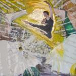 1053 erfolgstropfen 100X160cm acryl canvas