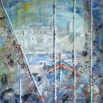 1094 stjulians 100X100cm acryl canvas