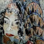 1101 NewYork 120X200cm acryl canvas